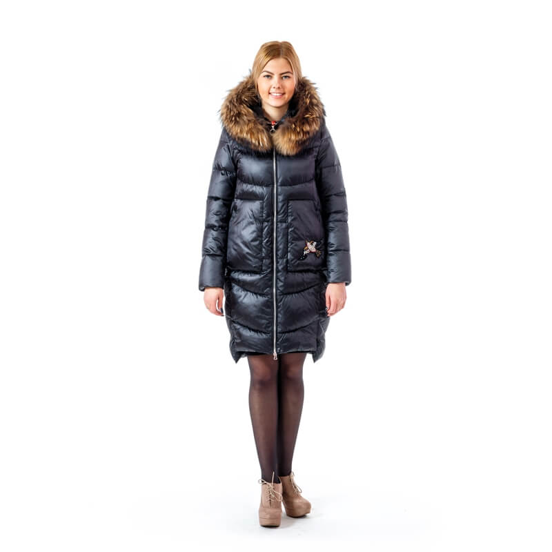 8bbda4de74418 Пуховик VO-TARUN - зимняя женская верхняя одежда Екатеринбург