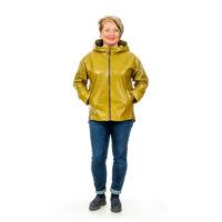 Куртка кожаная Via Valente