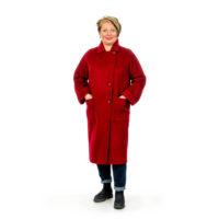 Пальто демисезонное Ostraya Roza