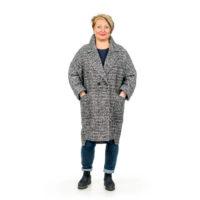 Пальто демисезонное Milena