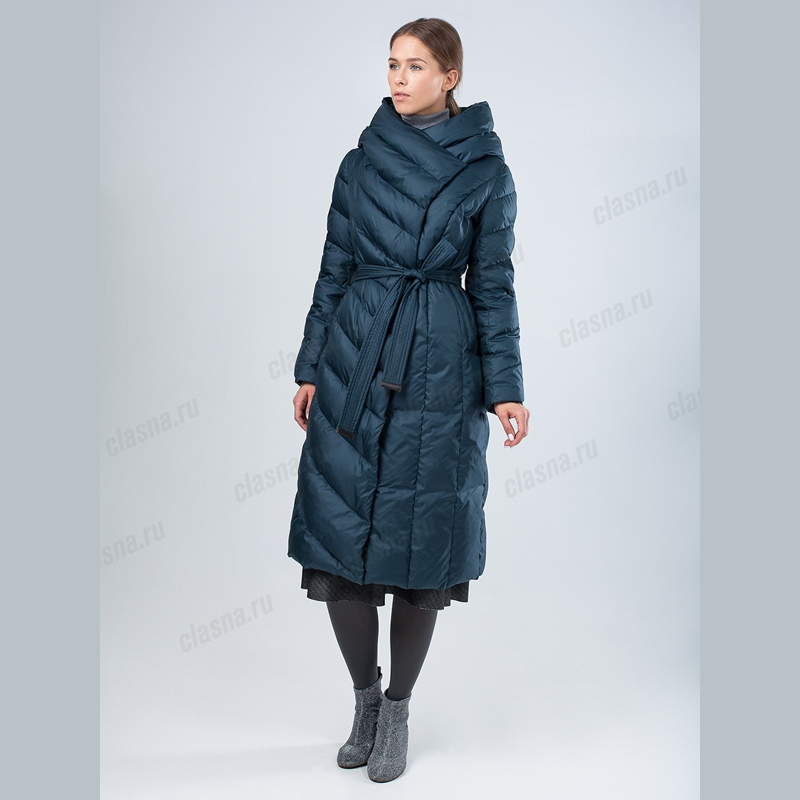 dc157ff140ec5 Пуховик CLASNA - зимняя женская верхняя одежда Екатеринбург