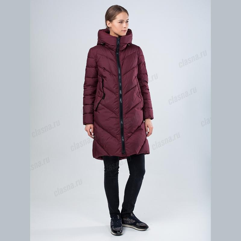 dd0a09f1 Пуховик CLASNA - зимняя женская верхняя одежда Екатеринбург